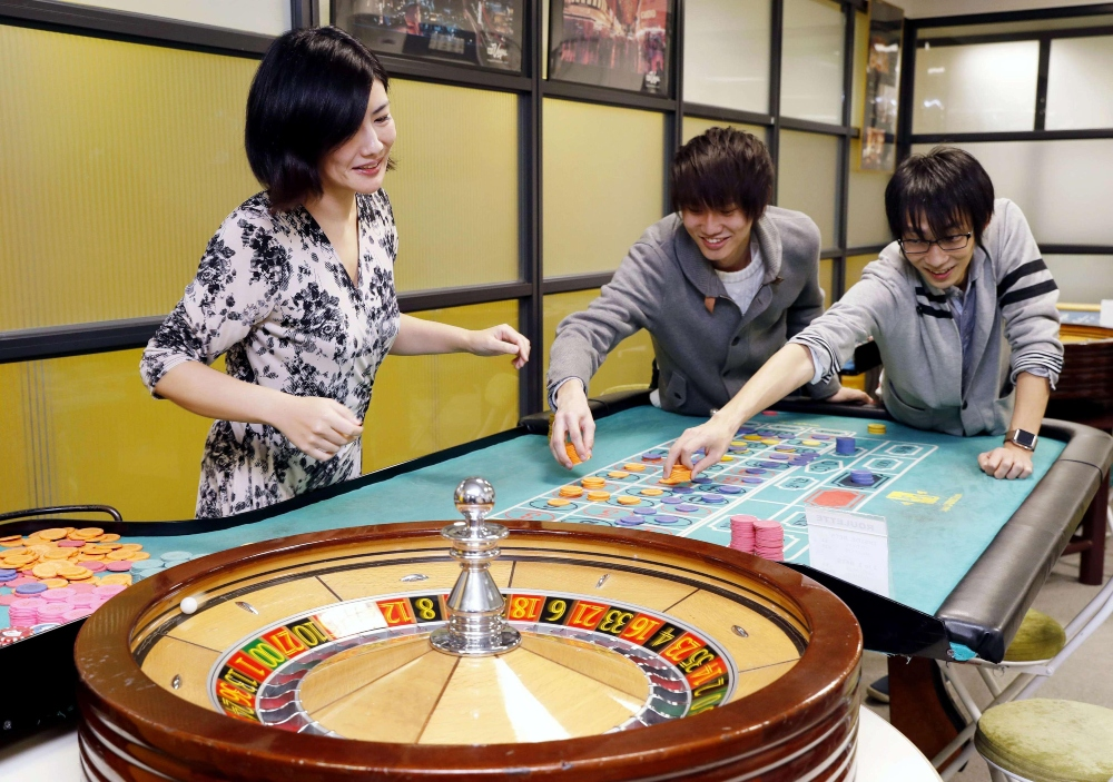 ギャンブルの法的事項